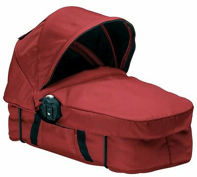NEW Baby Jogger Baby Jogger City Select Carrycot Bassinet Kit  - Red