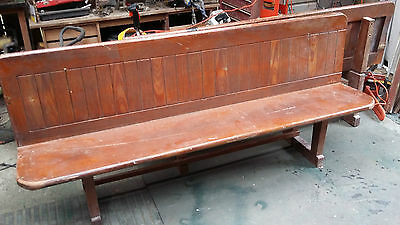 Vintage /Antique Church Pew (three available)
