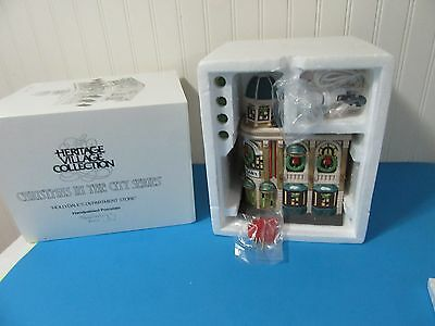 MIB Dept. 56 Christmas In The City Hollydale's Department Store #5534-4 Retired