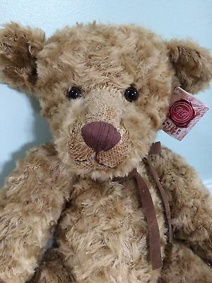 "Russ Berrie Bears From The Past Limited Edition Centennial Large 21"" Bear"