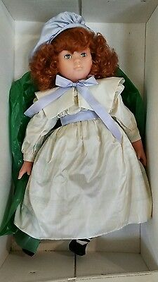 """Corolle French DOLL 1987 Catherine Refabert 21"""" tall~Beautiful!"""