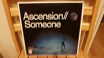 "Ascension ‎– Someone / Code Blue ‎– BLU011T / 2000 12"" Vinyl EP Trance Classic"