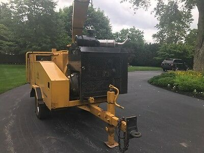 2002 Woodsman 2114 Chipper
