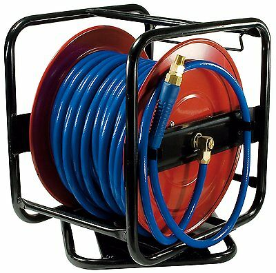 Compressed Air Hose Drum SW-Steel, 25047L