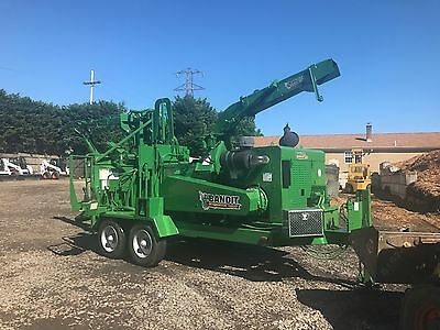 2008 Bandit 1890XP with Grapple Loader