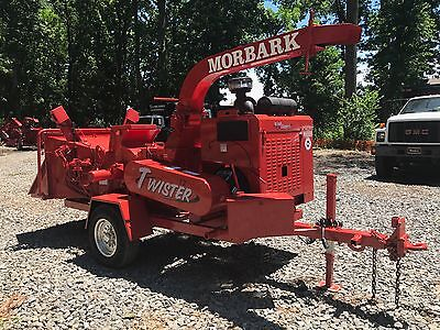 "2008 Morbark Twister 12"" Chipper"