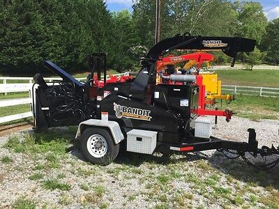 Brush Bandit 1590XP Chipper