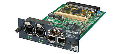 Yamaha MY16-ES64 Interface Card -used- UNIT PRICE- ONLY 2 LEFT - SELLING  FAST!