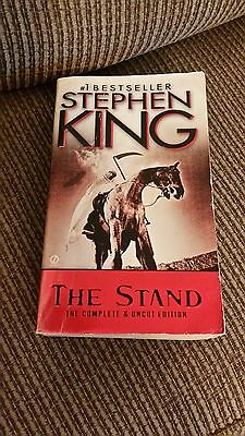 Stephen King's The Stand-Complete and Uncut Edition (PB)