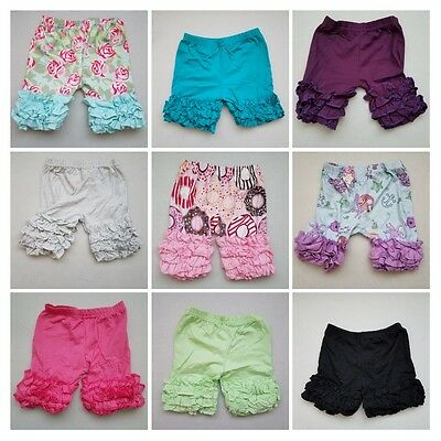 2t 3t Girls' Icing Shorts Various Colors Fast Shipping