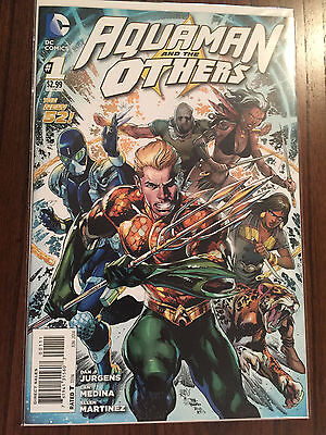 Aquaman and The Others #1 NEW 52 VF/NM