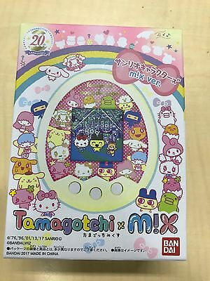 Bandai Tamagotchi m!x(mix) 20th Anniversary Sanrio Characters mix ver.Japan