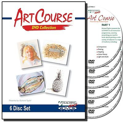 DVD - The Art Course (Set of 6 DVDs)