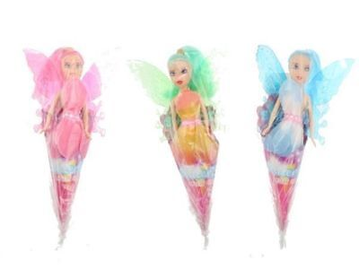 12 Mystical Fairy comes In doll Display Box bulk wholesale lot