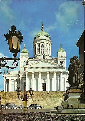 BR8861 The Cathedral    Finland helsinki