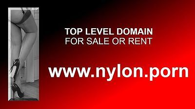TOP LEVEL DOMAIN...www.nylon.porn...TOP INVESTMENT