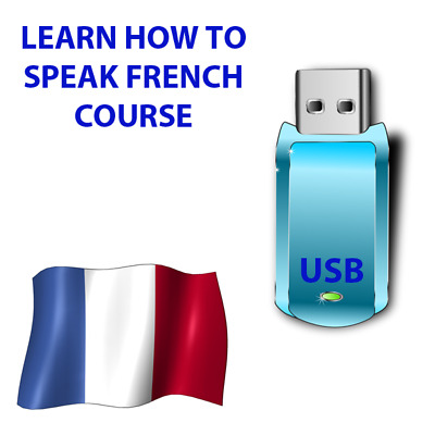 Learn How to Speak FRENCH Language USB while in car any mp3