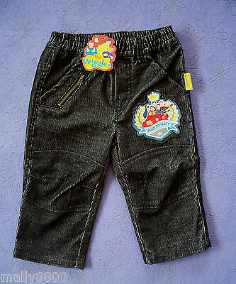 The Wiggles - Boys - Pants - Trousers  -  Size  3, 4