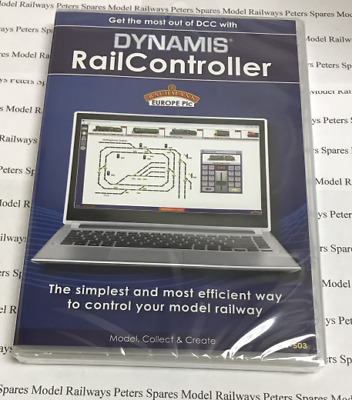 Bachmann 36-503 Dynamis RailController CD Software