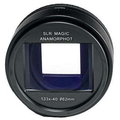 SLR Magic Compact Anamorphot 1.33x - 40 Lens Adapter #SLRAC-133X40
