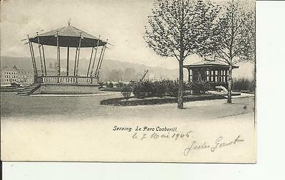 seraing le parc cockerill 1906