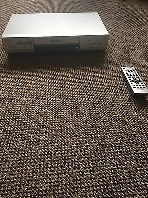 Panasonic VHS Video Player/Recorder - Tested