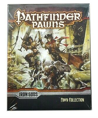 Paizo, Pathfinder Roleplaying Game, Iron Gods Pawns, New