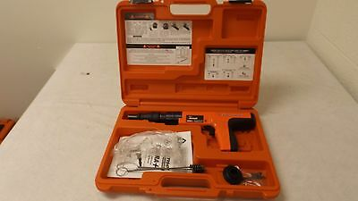 Ramset Cobra .27 Caliber Semi Auto Powder Actuated Nailing Tool W/ Case