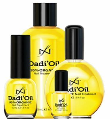 DADI'OIL Mini's 95% Organic Nail Treatment Oil - 3.75ml - UK SELLER!!!