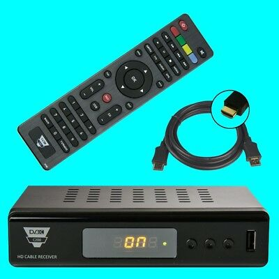 kaon hd dvb c kabel receiver full hd dolby digital hdmi lan usb epg eur 16 90 picclick de. Black Bedroom Furniture Sets. Home Design Ideas
