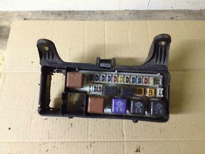 Toyota Previa Fuse Box 2001 toyota previa fuse box 82672 28090 previa 2 0 d4d manual front toyota previa 2004 fuse box at panicattacktreatment.co