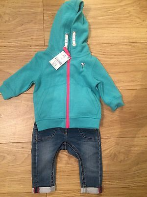 Baby Girls Next Outfit 3-6 Months Free Postage