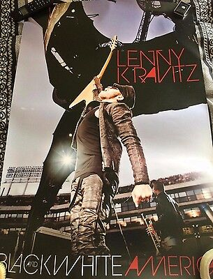 Wholesale/Joblot 40 Extra Large 24Inch x 36Inch Lenny Kravitz Posters