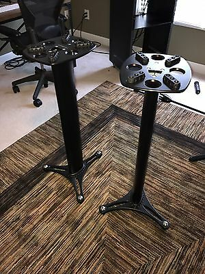 "Ultimate Support Tri-Leg Monitor Stands 36"" (Set of 2)"