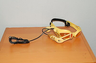 Hasbro TIGER Electronics Lazer Tag Team Ops GLASSES w/ Long Cord!