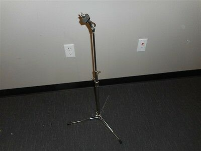 Vintage 70's Ludwig Cymbal Stand With Felts & Wing Nut