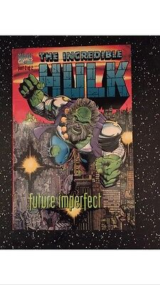 Hulk Future Imperfect Part 2 NM- Maestro!