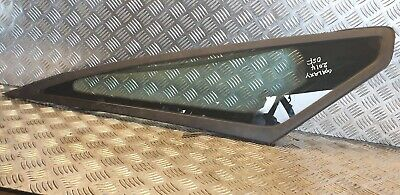 Ford Galaxy Driver Front Quarter Glass Right Front 5 Door OSF Quarter Glass 2009