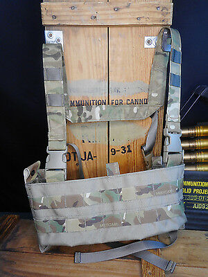 London Bridge Trading Lbt-2586J Multicam And Tan 499 Complete Chest Rig Rare