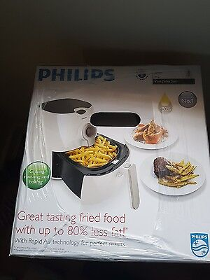 BRAND NEW Philips Airfryer, Healthy Cooking,  White - air fryer