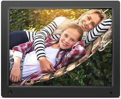 Nixplay Original 12 Inch WiFi Cloud Digital Photo Frame iPhone & Android, New