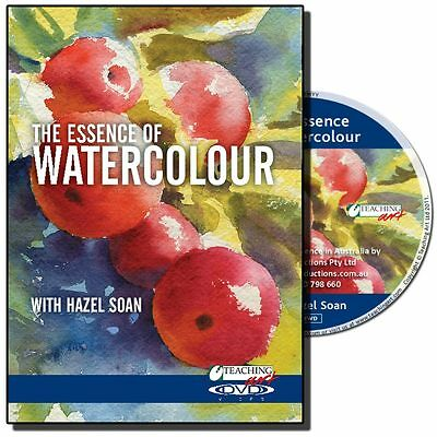 DVD - The Essence of Watercolour with Hazel Soan