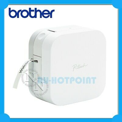 Brother PT-P300BT P-Touch Smartphone Dedicated Label Maker Bluetooth Labeller