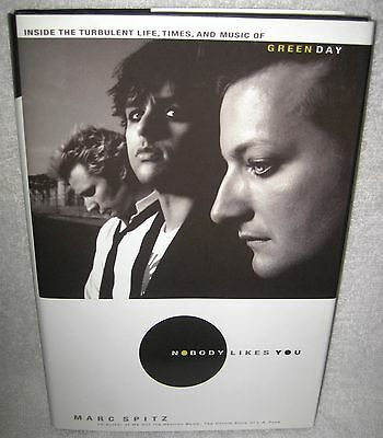 Brand-New - Greenday - Nobody Likes You Hardcover Book - Mint Condition!!