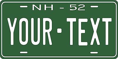 New Mexico 1952 License Plate Personalized Custom Auto Bike Motorcycle Moped
