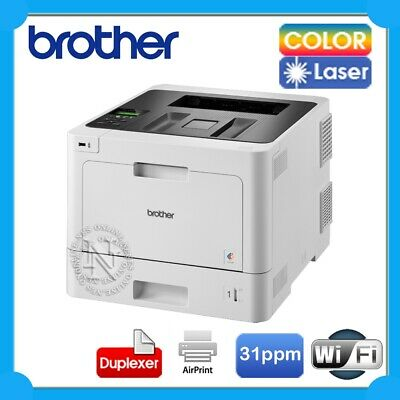 BROTHER HL-L8260CDW COLOR Laser Wireless Network Printer+Auto  Duplex+AirPrint