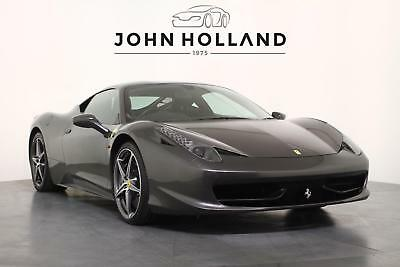 2011 Ferrari 458 Front Lifting 20 inch Diamond Cut Forged Alloys Scuderia Shield