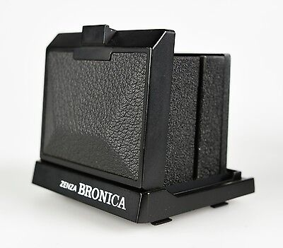 Zenza Bronica Waist Level Finder-E for the ETR, ETR-S and ETRSi 6 x 4.5 camera