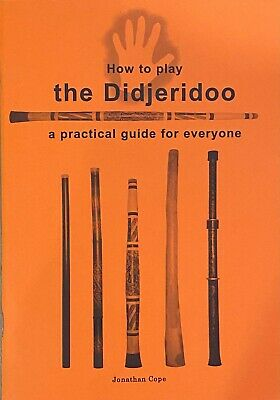 Play the didjeridoo - BOOK by J Cope. Didgeridoo