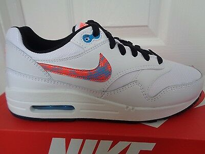 new product ffbd5 da2b7 Nike Air Max 1 FB (GS) trainers sneaker 705393 100 uk 5.5 eu 38.5